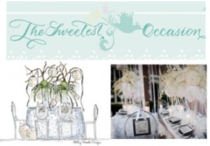 Ashley Brooke Designs on The Sweetest Occasion