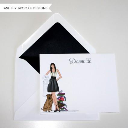 Ashley Brooke Designs: Graduation Illustration