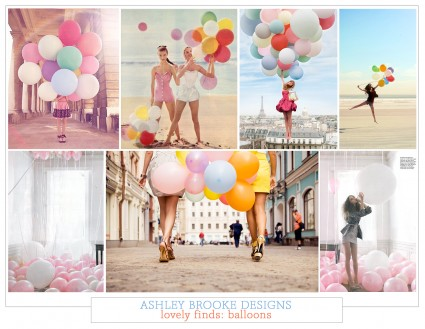 Lovely Finds: Balloons