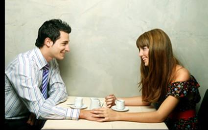 Talking dating