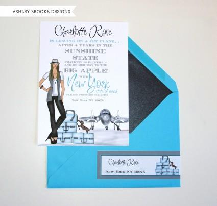 Ashley Brooke Designs: Leaving n a Jet Plane…