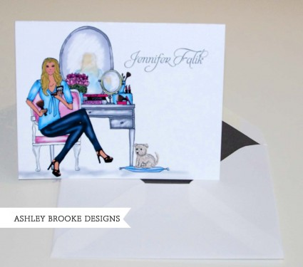 Ashley Brooke Designs: Celebrity Desgin