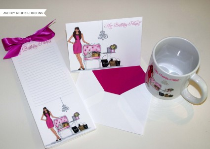 Ashley Brooke Designs: All things PINK!