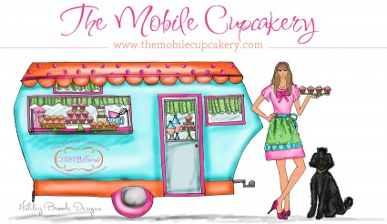 The Mobile Cupcakery