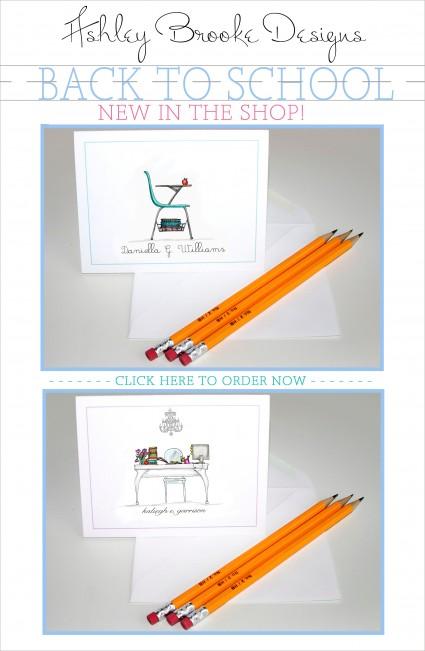 Ashley Brooke Designs : Back to School!!