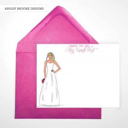 Ashley Brooke Designs: Soon To Mrs. …