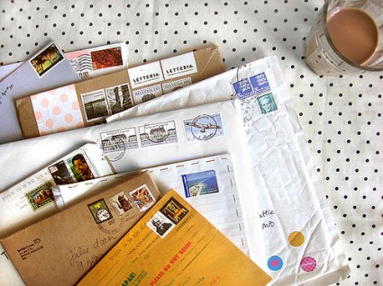 Ashley Brooke Designs: Your Invitations & Your Post Office