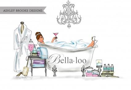 Ashley Brooke Designs: Bella.loo