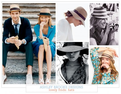 Lovely Finds: Hats