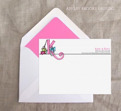 Ashley Brooke Designs: Ribbons and Pearls