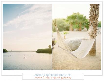Ashley Brooke Designs: A Quick Getaway!