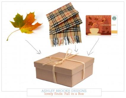 Fall in a Box
