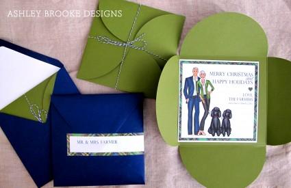 Ashley Brooke Designs: Plaid + Baker's Twine=LOVE