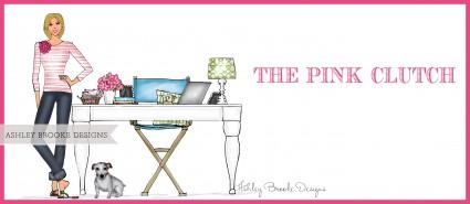 Ashley Brooke Designs: Pink & White Stripes