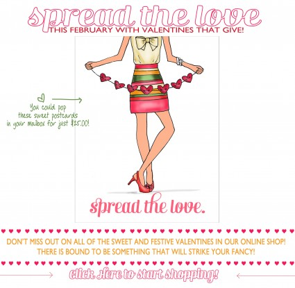 Ashley Brooke Designs: Valentines That Give