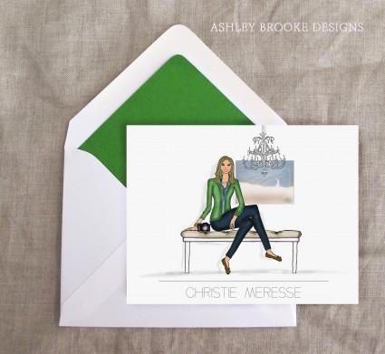 Photographer's Stationery Ashley Brooke Designs