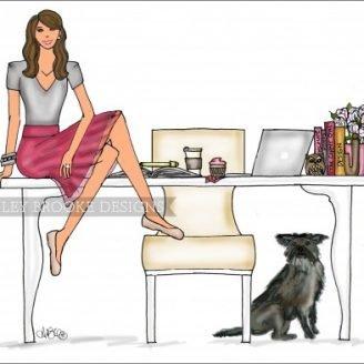 Ashley Brooke Designs: Blog Header