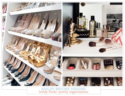 Lovely Finds: Pretty Organization