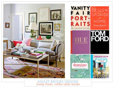 free download + lovely finds: coffee table books - ashley brooke