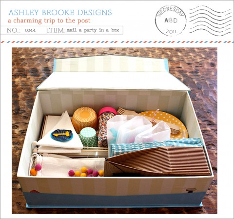 Ashley Brooke Designs: A Party in a Box 0044