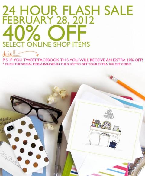 Sales Banner Design Designs Flash Sale 2-28-12