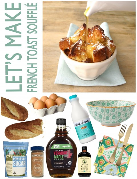 Ashley Brooke Designs - Easter brunch   french toast soufflé