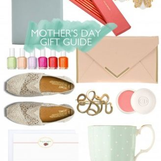Lovely Finds: The Mother's Day Gift Guide