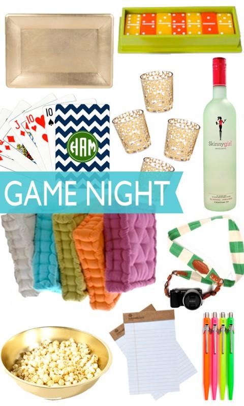 Ashley Brooke Designs- Game Night