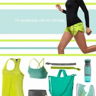 Lovely Finds: Work Out Clothes