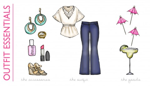 Ashley Brooke Designs _ Girls Night Essentials