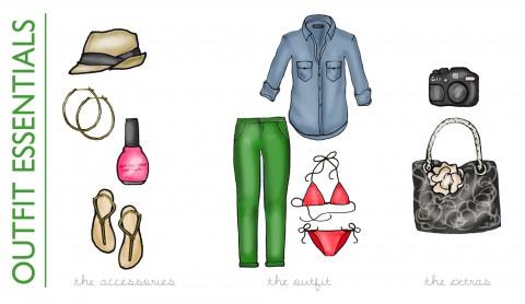 Ashley Brooke Designs _ Vacation Look Essentials
