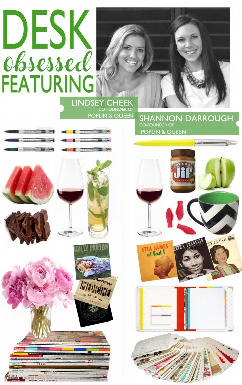 Ashley Brooke Designs_Desk Obsessed_POPLIN & QUEEN