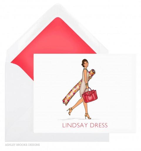 Ashley Brooke Designs - Interior Designer Illustration