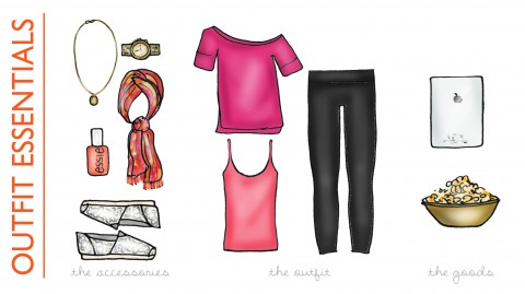 Ashley Brooke Designs _ Lounge Wear Outfit Essentials