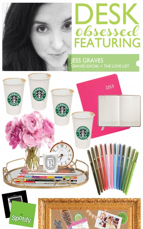 Ashley Brooke Desigs_Desk Obsessed_The Love List