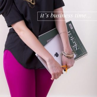 ABD: Styled // Creative Business Meeting