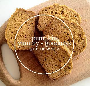 Ashley Brooke Designs- Pumpkin Bread
