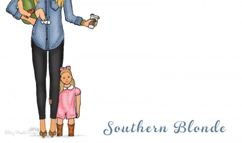 Illustrations by Ashley Brooke Designs