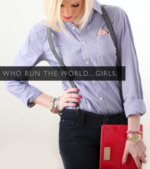 Girls Wear Menswear via Ashley Brooke Designs