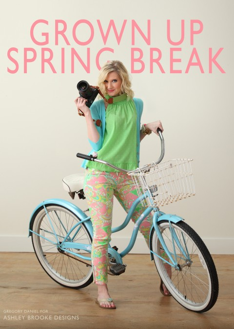 Spring Break Style Post 4 by Ashley Brooke Designs