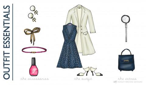 Nancy Drew Essentials via Ashley Brooke Designs