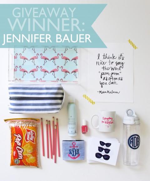 Ashley Brooke's Summer Favorites Giveaway 2013 blog
