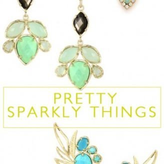 Lovely Finds: Pretty Sparkly Things