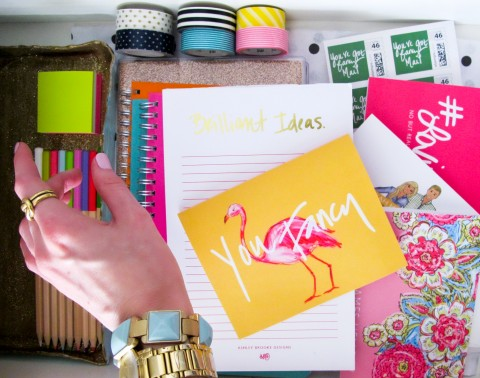 Stationery Drawer - Ashley Brooke Designs