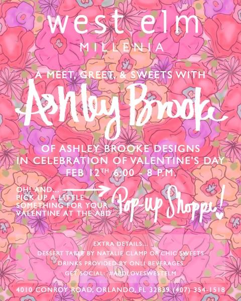 Ashley Brooke Designs + West Elm REVISED