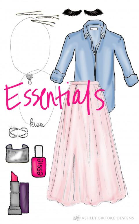 Valentine's Essentials by Ashley Brooke Designs