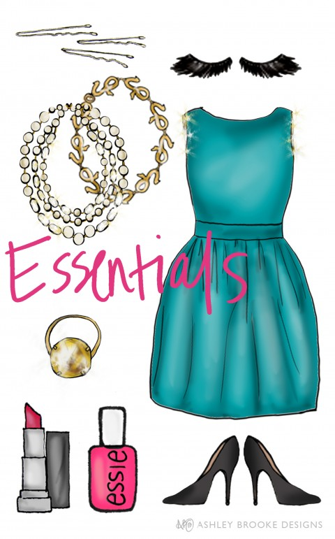 St. Patrick's Day Essentials by Ashley Brooke Designs