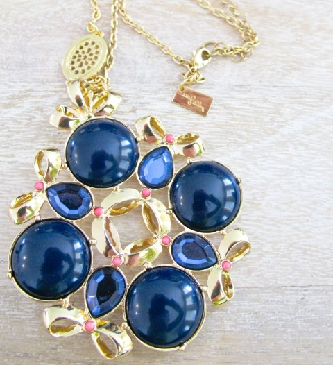 Lilly Pulitzer Necklace via Ashley Brooke Designs