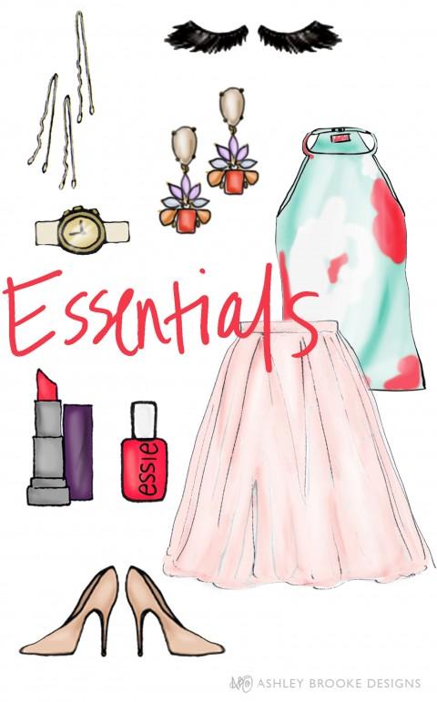 Birthday Essentials by Ashley Brooke Designs
