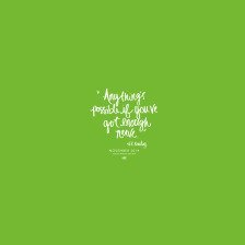 November Quote - Ashley Brooke Designs 2